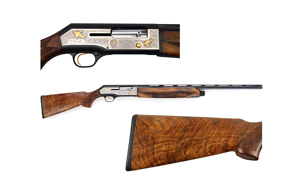 The Beretta 300 Series on a white background.