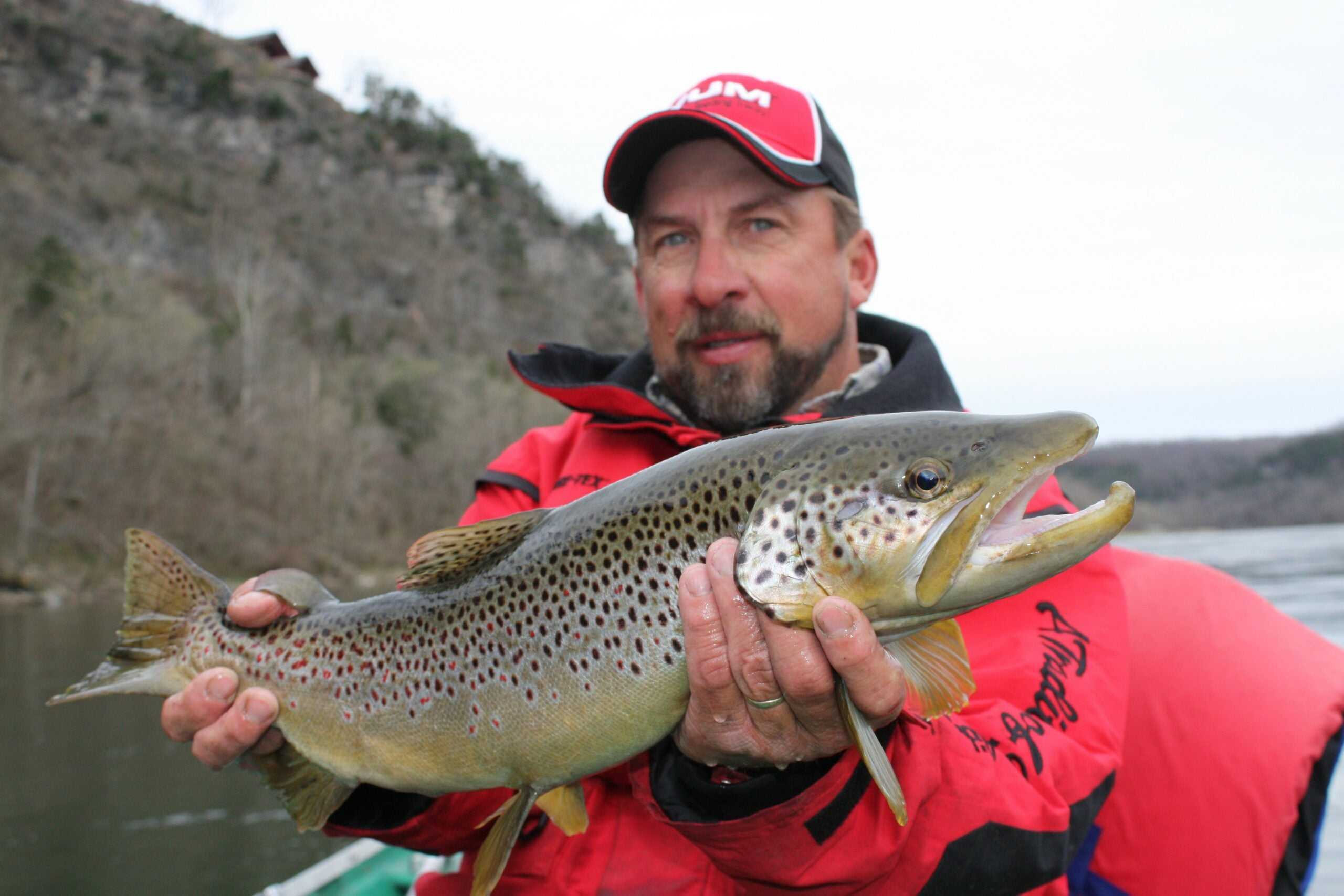 Trip Report: Big Brown Trout On The White River