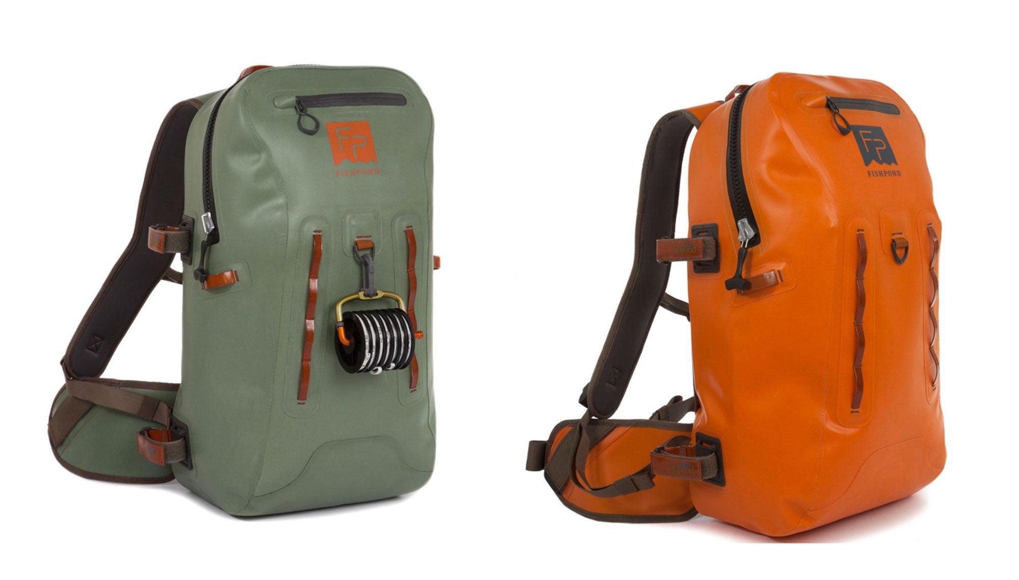 Fishpond waterproof backpack