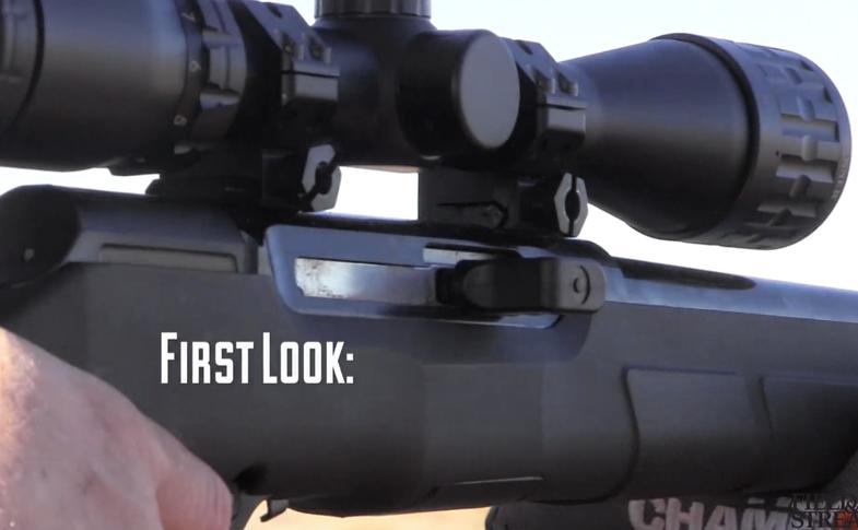 New Semi-Automatic 17 HMR: Savage Arms A17