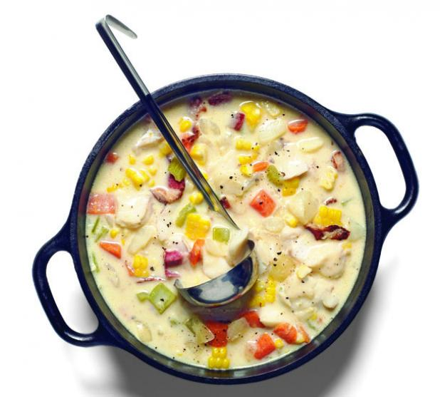 How to Cook Panfish Chowder