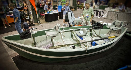 New Product Profile: NRS Clearwater Drifter