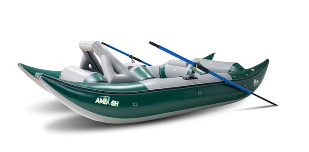 Outcast Boats, OSG Ambush