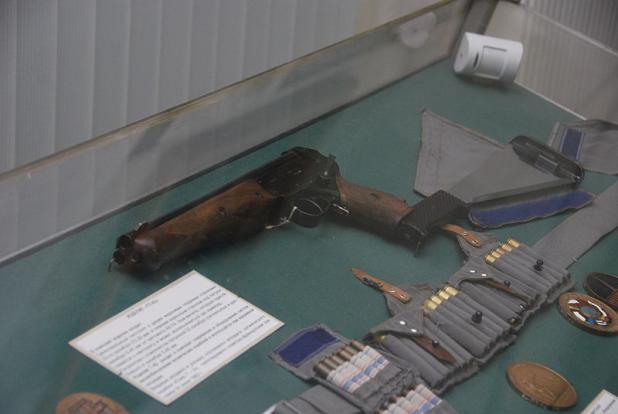 TP-82 cosmonaut survival pistol