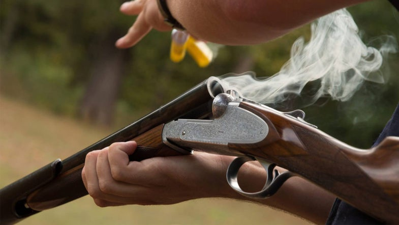 Four Shotgunning Tips From a Former Olympian