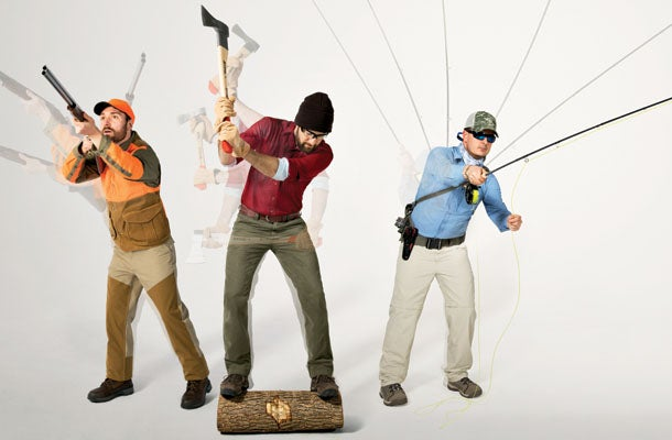 Next Level: 16 Fishing, Hunting, and Camping Skills You Need to Master