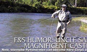 Uncle Sam's Magnificent Casters