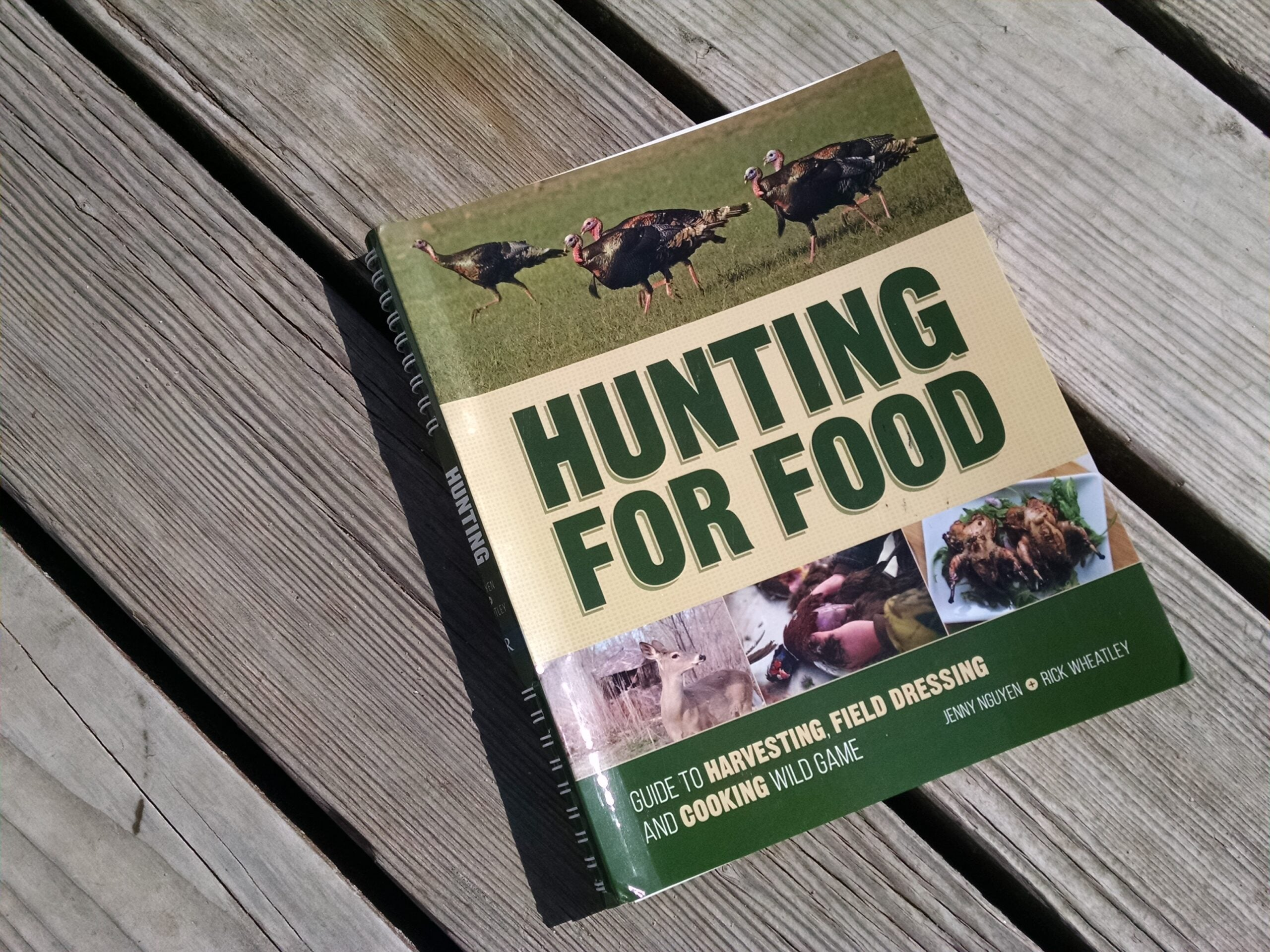 Book Review: Hunting For Food