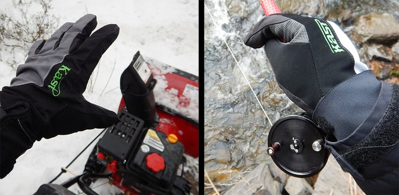 Gear Review: Kast Gloves, On And Off The Water