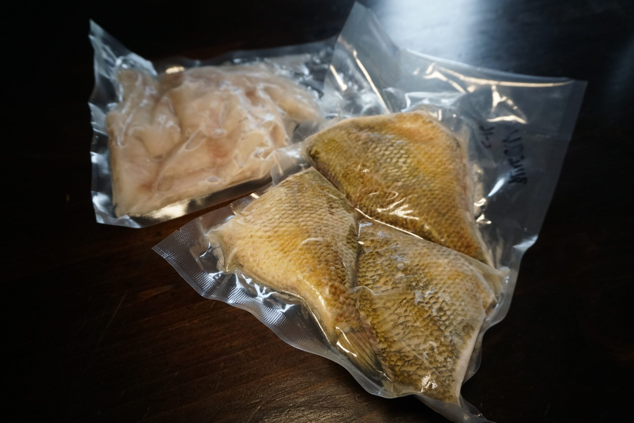 Seven Tips for Freezing Fish