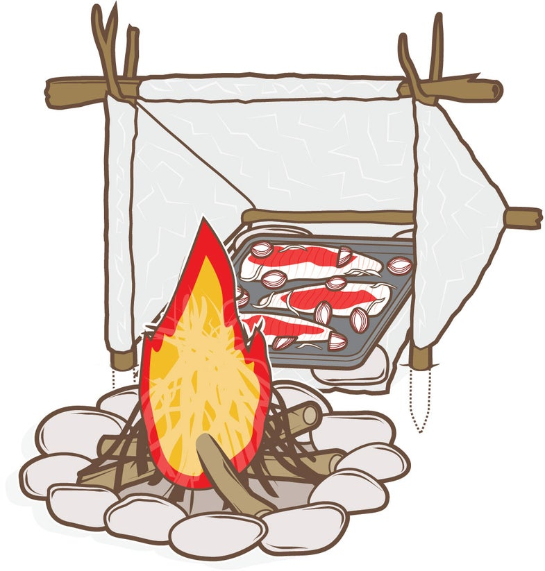Four Campfire Cooking Techniques for Hunters and Fishermen