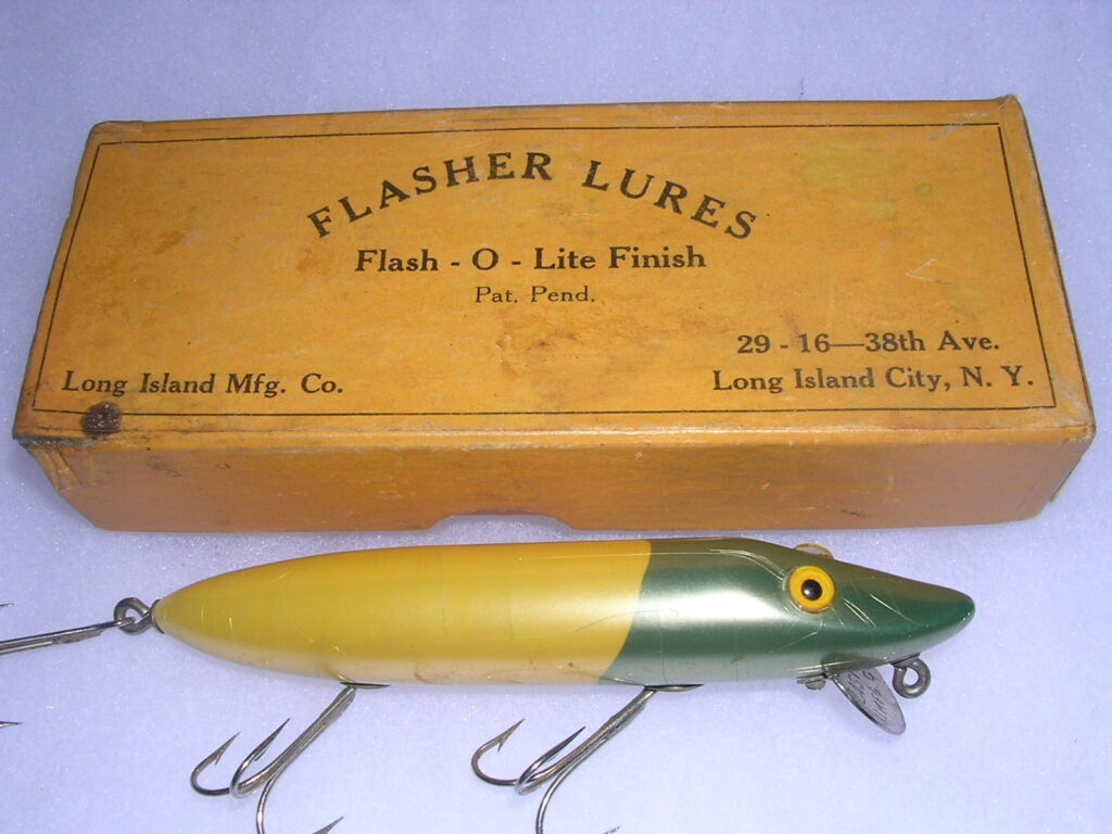 Long Island Manufacturing Co., New York claimed its proprietary, patented finish was made from actual fish scales.