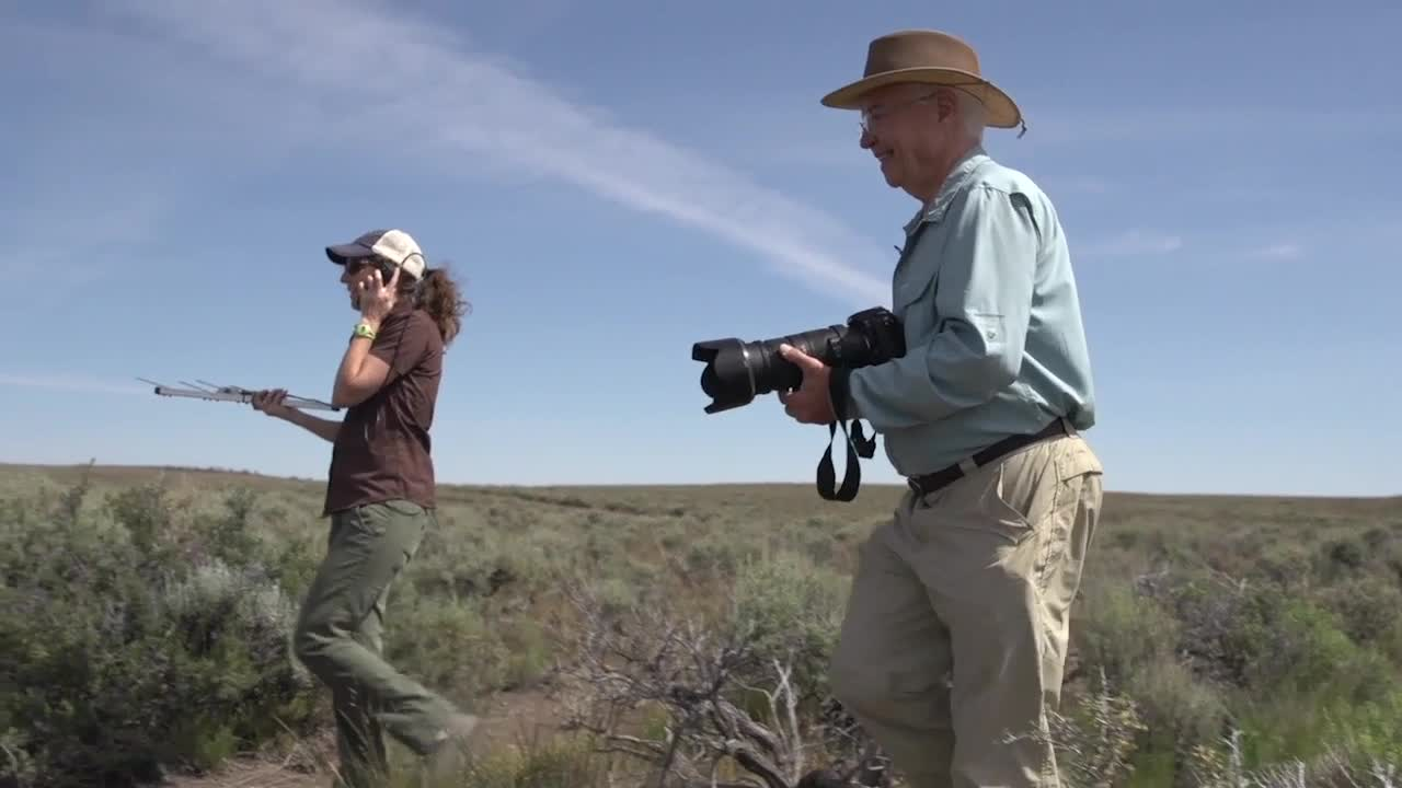 Heroes of Conservation Finalist: The Sage Grouse Promoter