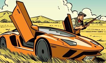 Ask Petzal: Nicknaming Deer, Hearing Protection, and the Ferrari of Dangerous Game Guns