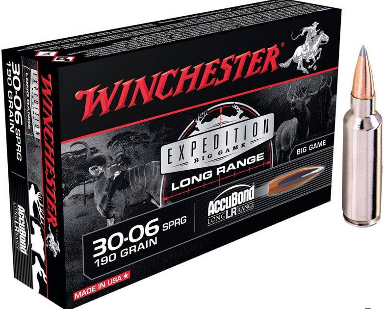 Winchester Expedition Long Range .30/06 Ammo
