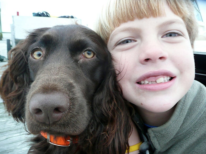 Want to Raise a Good Kid? Then First Train a Dog.