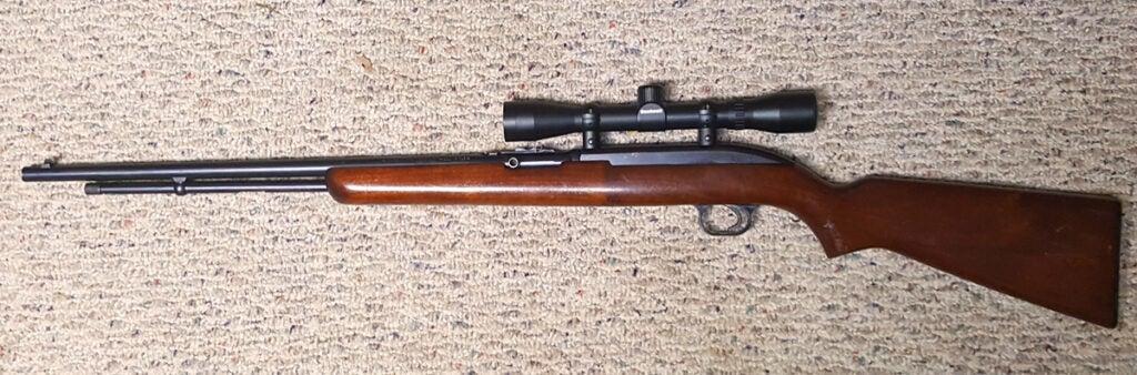 winchester 77, .22, rimfire, guns, shooting,