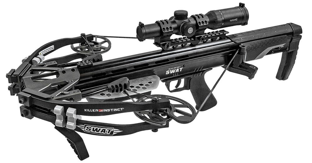 killer instinct swat crossbow