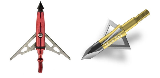 Guest Shoot Me Down: Fixed-Blade Broadheads Top Mechanicals for Deer