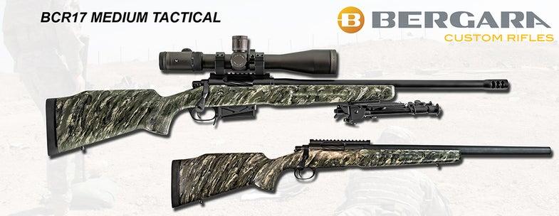 Review: Bergara BCR 17 Medium Tactical