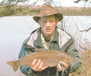 Angler Breaks NY State Record With Football-Sized Brook Trout
