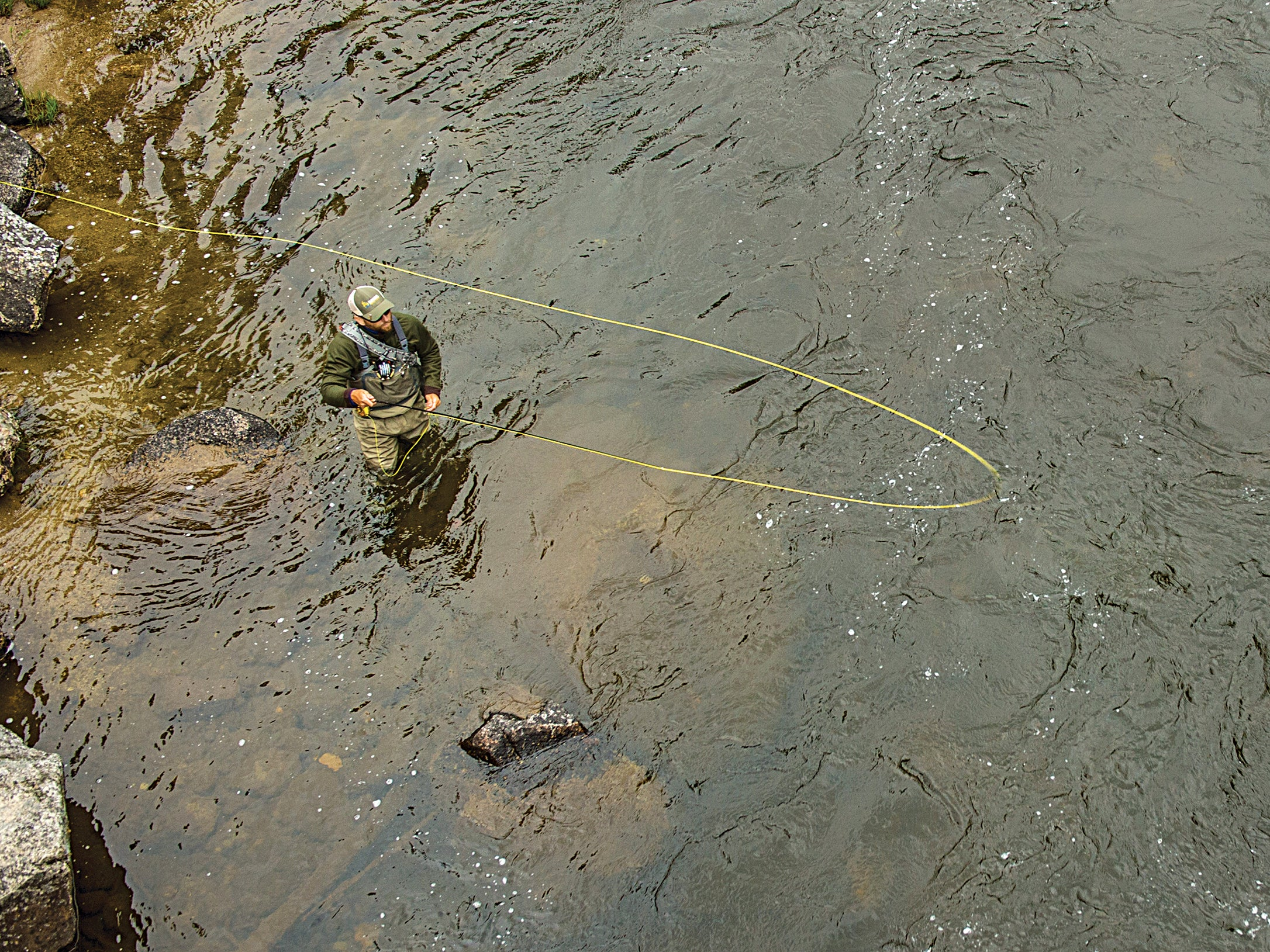 Flyfishing: In Search of the Perfect Cast