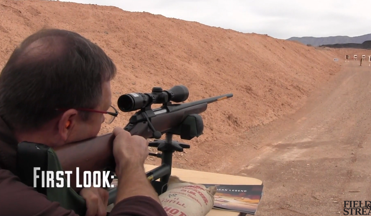 New Hunting Rifle: Browning AB3 First Look
