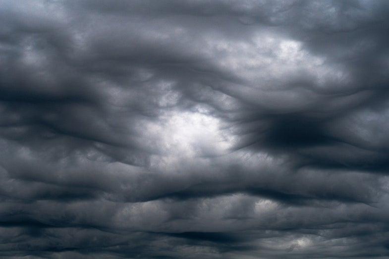 Storm cloud, dandenong, rain