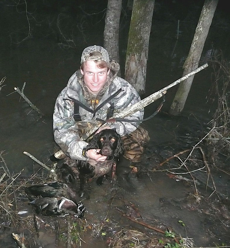 Adventures in the Swamp: 4 Tips for a Gun Dog's First Duck Hunt