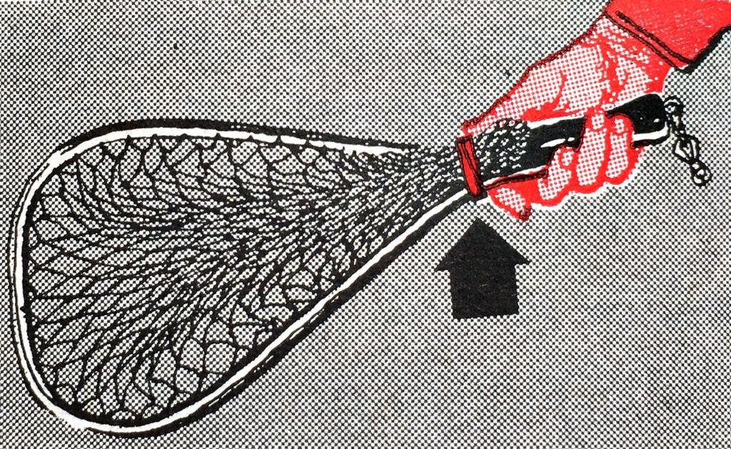 fishing net tips