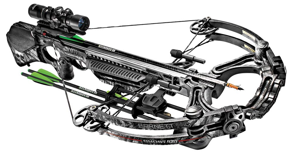 barnett ghost 420 crossbow 2017