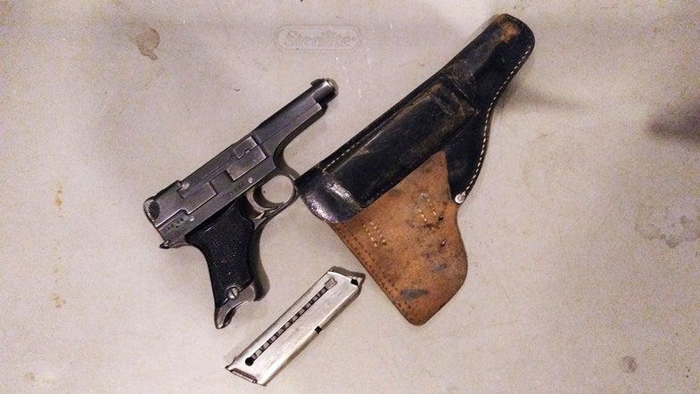 Blasts from the Past: Type 94 Nambu Pistol