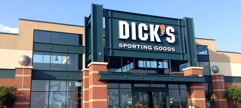 dicks sporting goods store