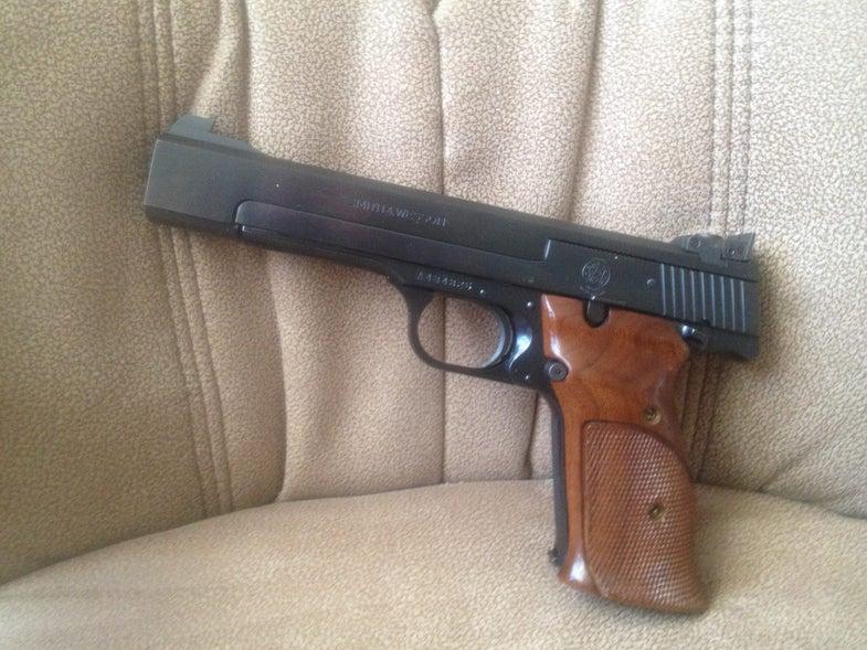 Gunfight Friday: Rimfire Pistols Duel
