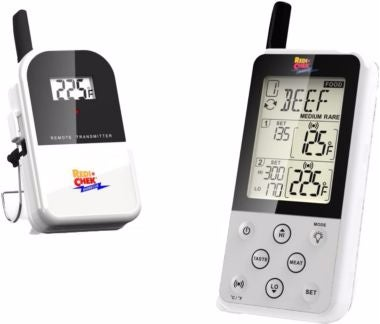 Wireless Barbecue and Meat Thermometer