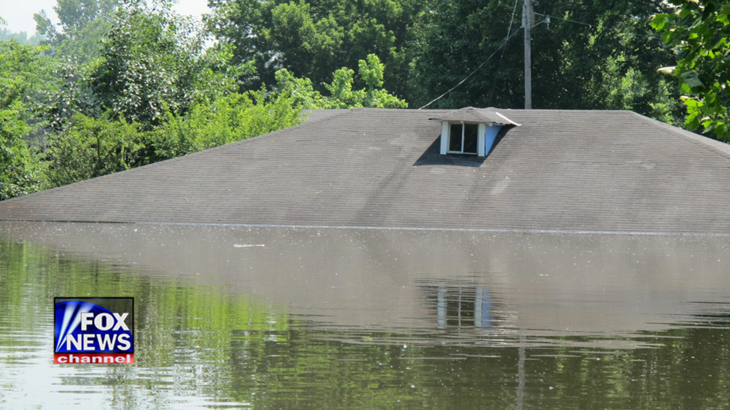 Photos: A First-Hand Account of the Mississippi Flooding