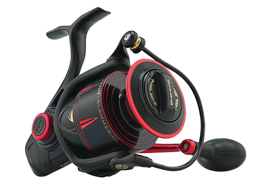 Penn Slammer III fishing reel