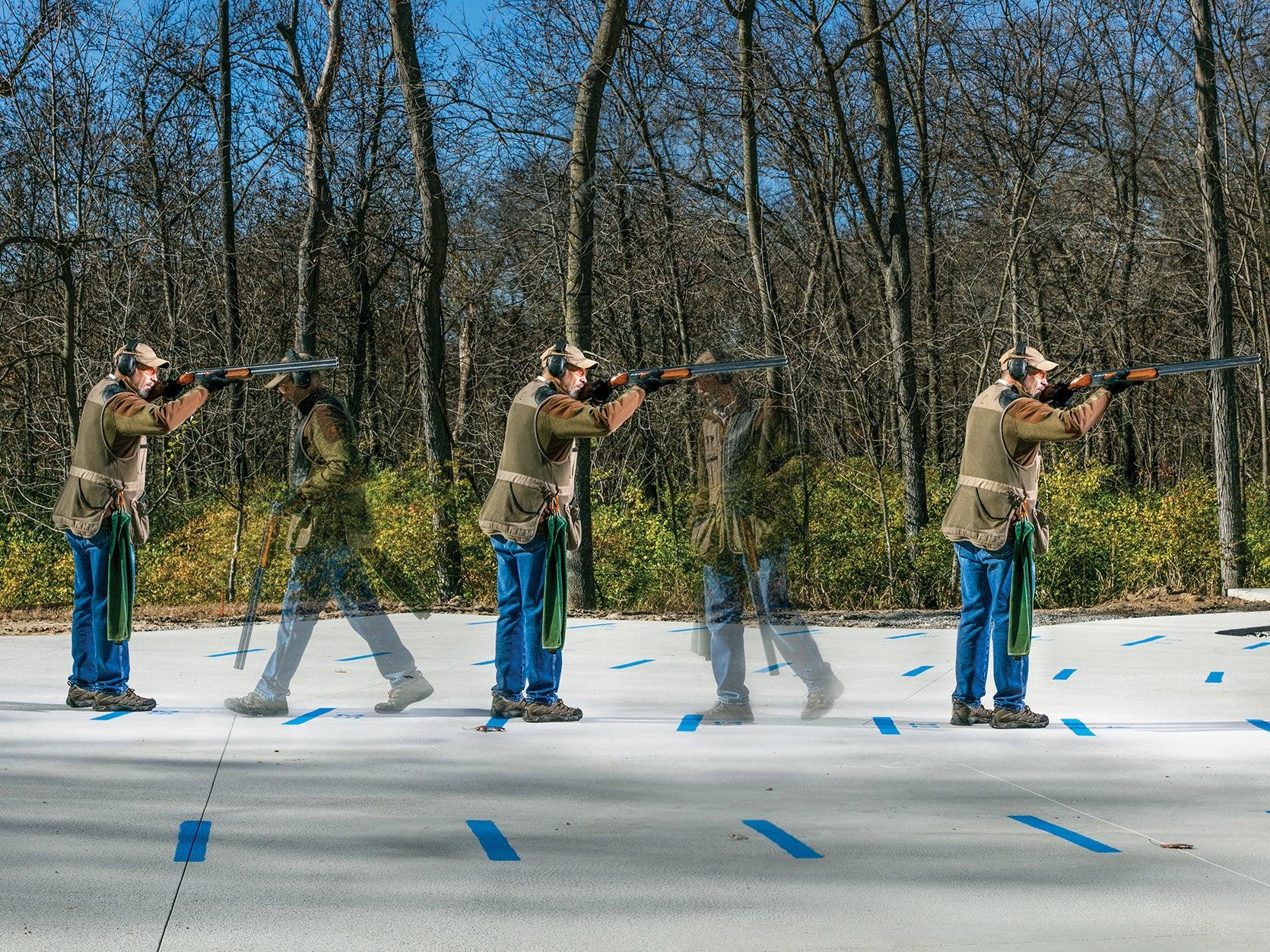 Eight Shotgun Drills to Master in the Off-Season