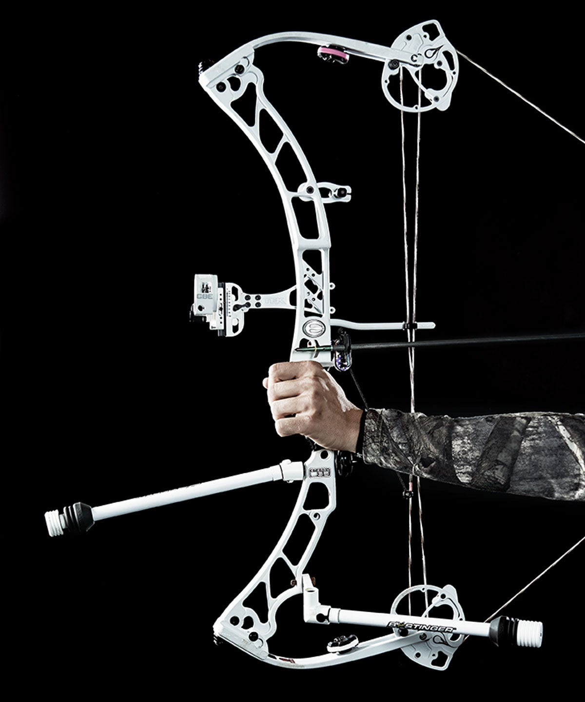 Bow Hyperaccuracy: Levi Morgan's Hunting Bow