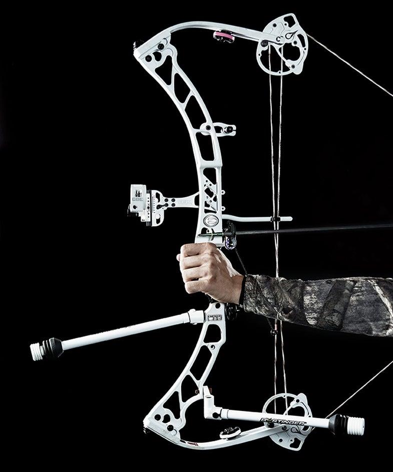 Bow Hyperaccuracy: Levi Morgan's Hunting Bow