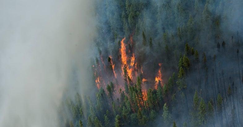 Alaska Threatened by Record-Breaking Blazes