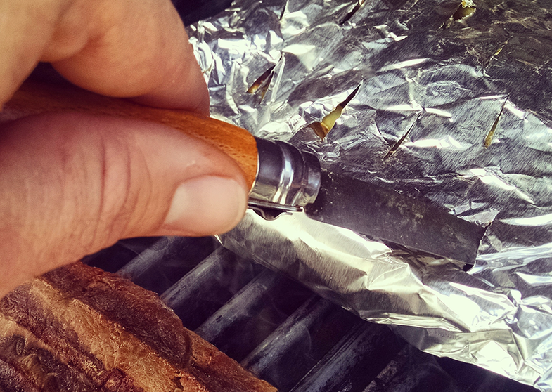 Cooking Tip: How to Grill Better Potatoes