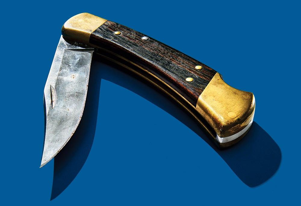Buck Model 110 Folding Knife