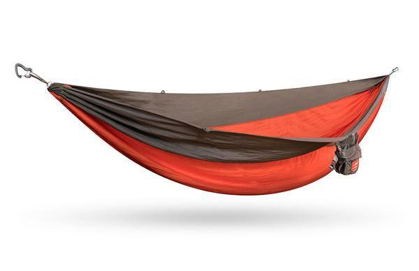 camping gear, lounging gear, portable hammock