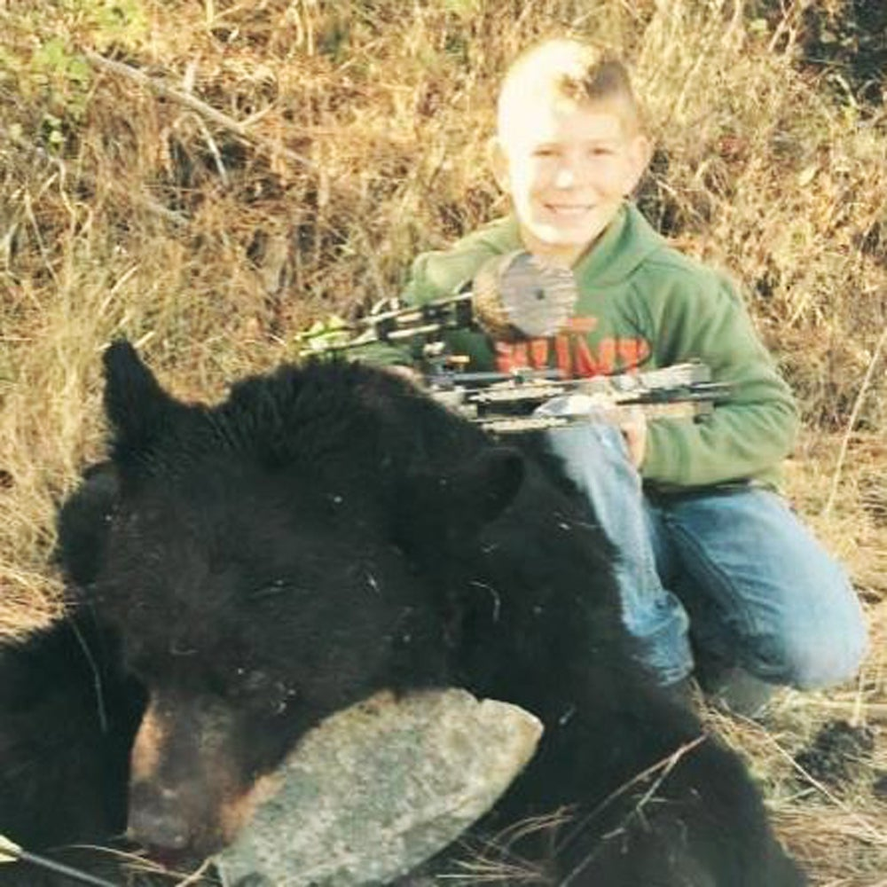 Ten-Year-Old May Have Claimed Largest Idaho Black Bear of the Year