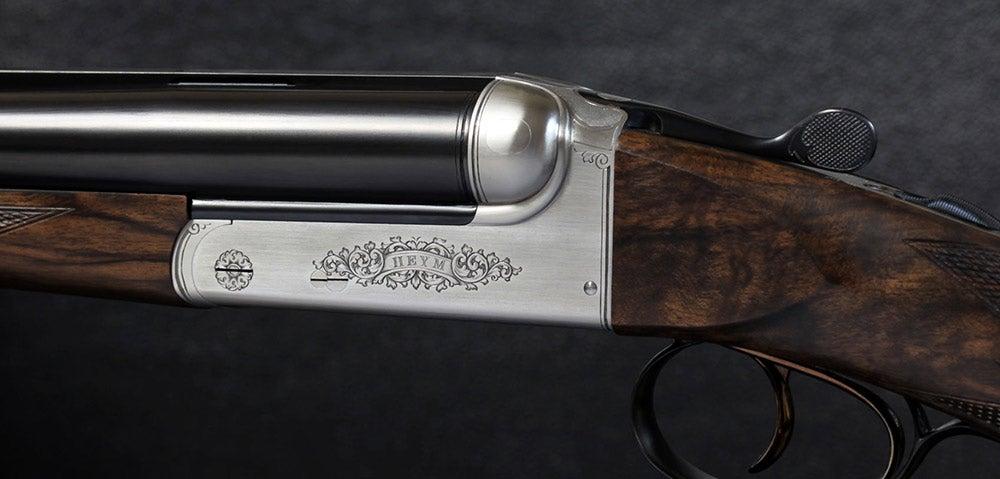 Heym Model 89B double rifle in .500 Nitro Express