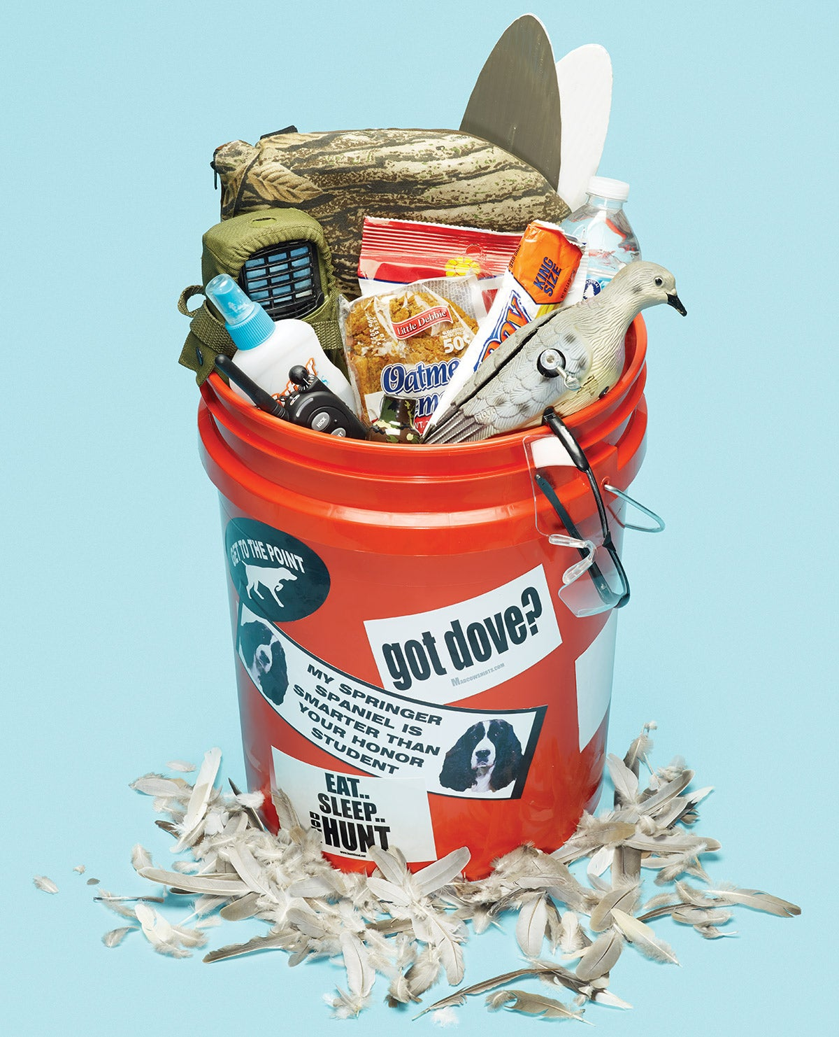 Dove Bucket List: 7 Essential Items for the Opener