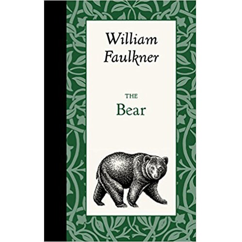 the bear william faulkner book