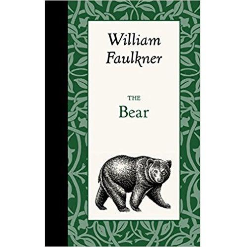 the bear william faulkner book