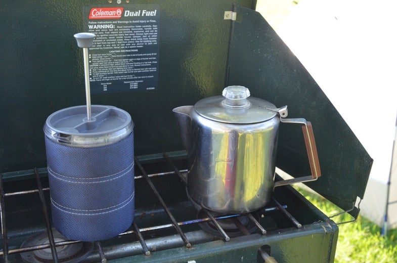 The Key to Better Camp Coffee